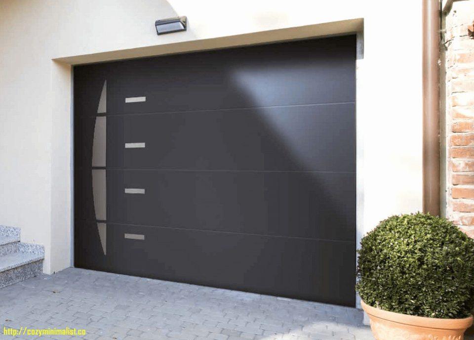 porte de garage électrique